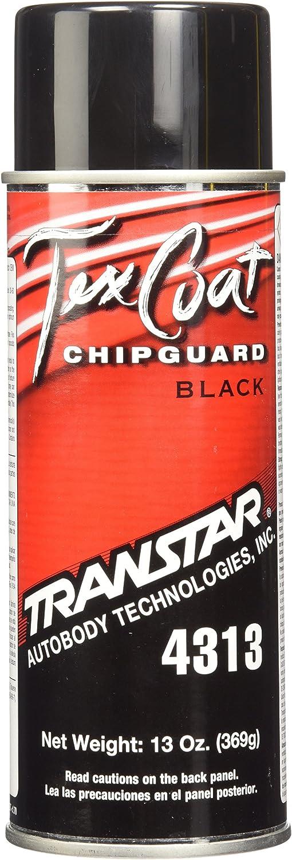 Transtar 4313 Black Tex Coat - 13oz.