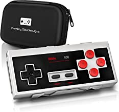 8Bitdo N30 Controller Bundle - Includes Carrying Case - Updated 2019 Version - Android/Mac/PC/Switch/NES and SNES Classic