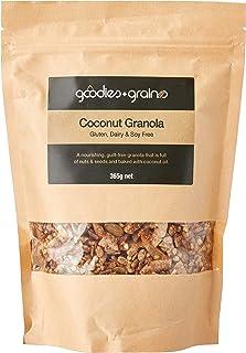 Goodies & Grains Coconut Granola Muesli 365 g, 365 g
