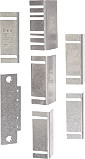 HES Stainless Steel Template Kit for Electric Strikes