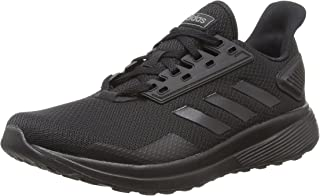 adidas Duramo 9 Men's Road Running Shoes, Black, 8 UK (42 EU)