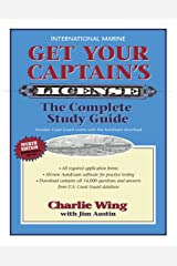 Get Your Captain's License, Fourth Edition Kindle Edition