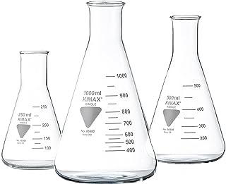 neoLab Matraz Erlenmeyer 1-0181, Enghals, Kimax Boro 3.3, 1000 ml