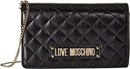 Quilted Evening Crossbody Bag