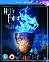 Harry Potter and the Goblet of Fire 2016 Edition  Includes Digital Download  Region Free