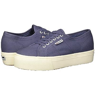 Superga 2790 Acotw Platform Sneaker (Vintage Blue) Women