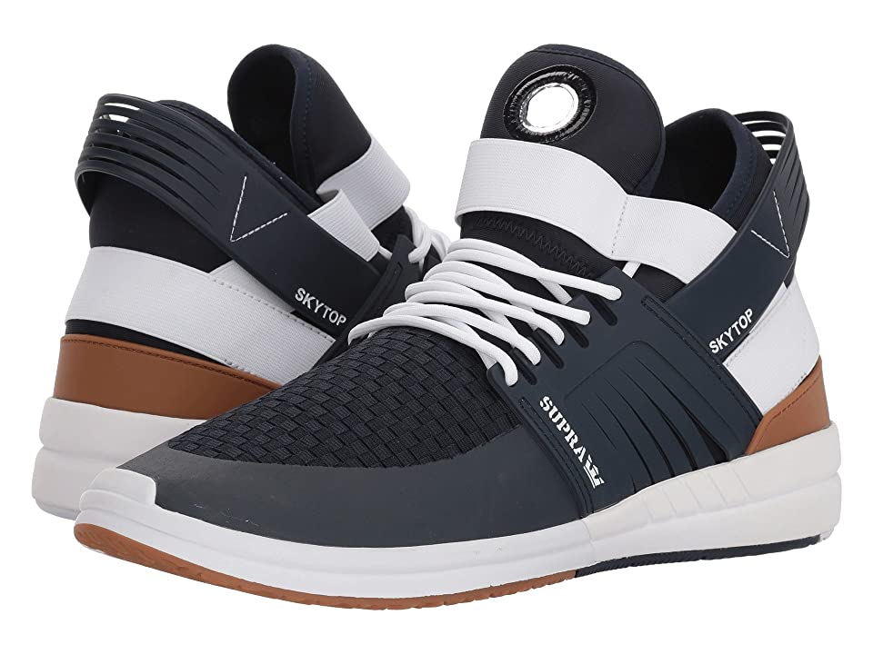 Supra Skytop V (Navy/White/White) Men