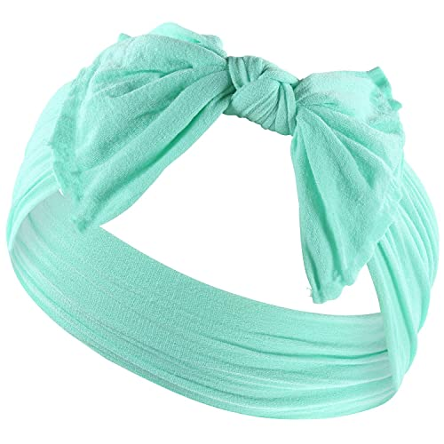 YOUR NEW FAVORITE BABY HEADBANDS - Super Stretchy Knot Baby Headband For  Newborn Headbands and Baby 1534d409840