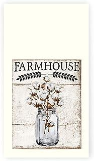 Farmhouse Decor Tea Towel Flour Tea Towel Kitchen Decoration Nest Spring Decor Tea Towel Summer Kitchen Decor Housewarming Gift