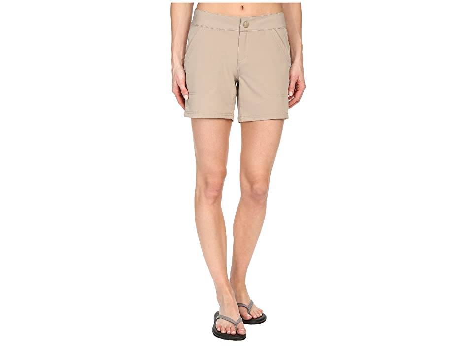 The North Face Amphibious Shorts (Dune Beige (Prior Season)) Women