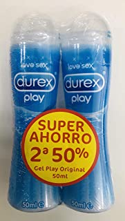 Durex Play Original, 2 Pezzi - 100 Ml
