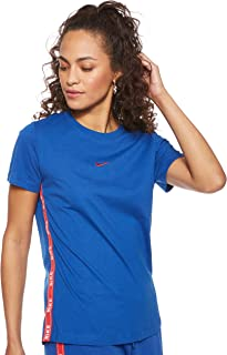 Nike Women's NSW Tee Logo Tape