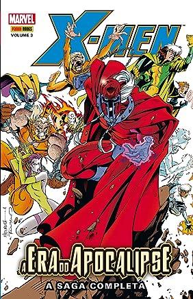 X-Men - A Era do Apocalipse - Volume 3