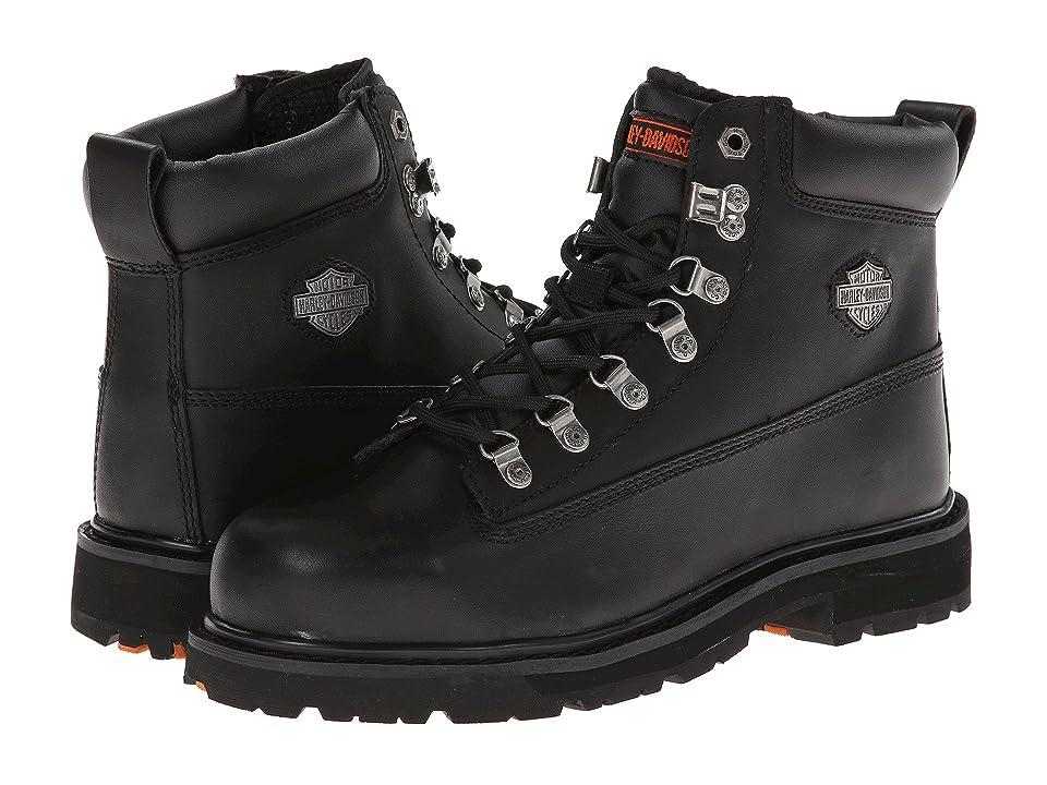 Harley-Davidson Drive Steel Toe (Black) Men