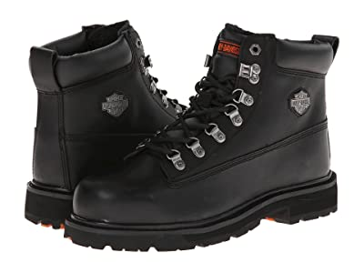 Harley-Davidson Drive Steel Toe (Black) Men