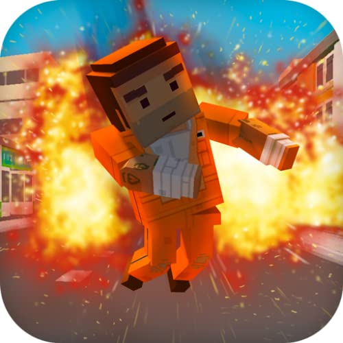 Pixel Battlefield: Block Shooter 3D