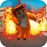 Pixel Battlefield: Block Shooter 3D