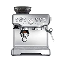 breville barista express bes870xl espresso machine reviews