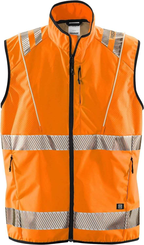 Fristads Workwear 131156 Mens High vis Waistcoat