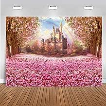 princess baby shower backdrop