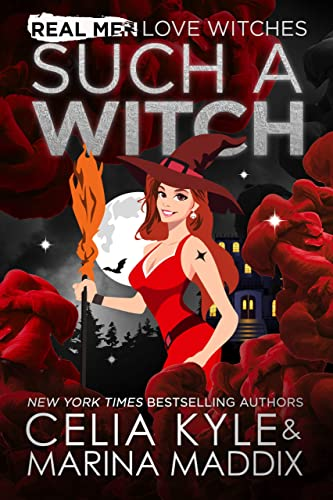 Books By Celia Kyle Marina Maddix_such A Witch A Paranormal Chick ...