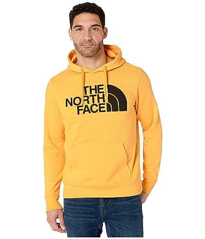 The North Face Half Dome Pullover Hoodie (TNF Yellow/TNF Black) Men