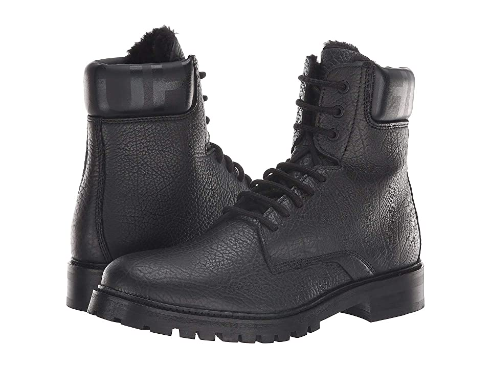 BOSS Hugo Boss Explore Lace-Up Boot by HUGO (Black) Men