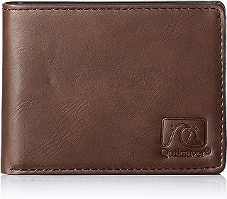 Quiksilver Slim Vintageiv M-Wallets For Men, Travel Accessory - Cartera bi-Fold para Hombre