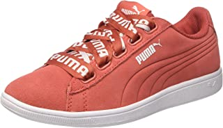 PUMA Vikky Ribbon Pula Suede Lace Up Bold Ribbon