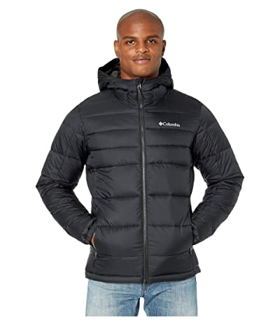 Columbia Buck Buttetm Insulated Hooded Jacket (Black) Men