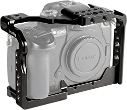 SmallRig GH5/GH5S Cage for Panasonic Lumix Camera and DMW-XLR1 (Upgraded Version) - 2049, Video Stabalization Camera Cage, Professional Video Accessories