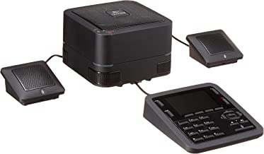 Revolabs 10-FLXUC1500 IP & USB Conference Phone with 2 Extension Mics VoIP Phone & Device