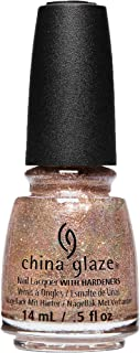 China Glaze Nail Lacquer 0.5oz/14ml (CG66217 / 1502 BEACH IT UP)
