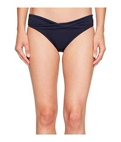 Seafolly Twist Band Mini Hipster Bottom (Indigo) Women