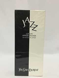 Yves Saint Laurent YSL Jazz Aftershave Splash For Men 50ml