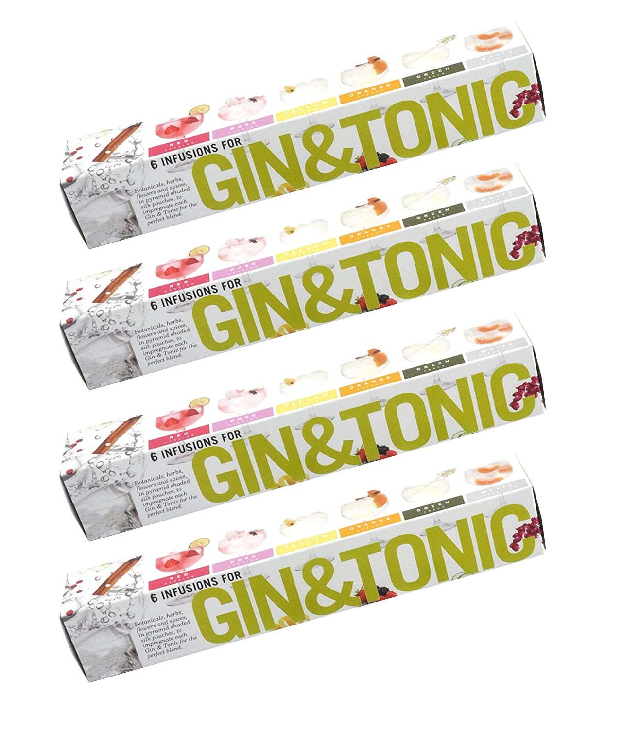 Te Tonic Gin And Our shop most discount popular kit- Botanicals Flavored 6 Different