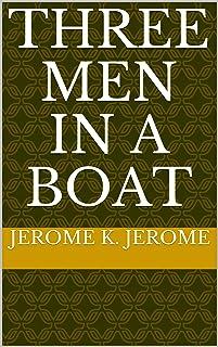 安くて良いボートに乗った3人の男性(英語版)買う