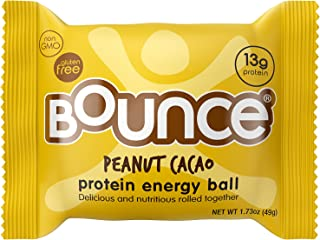 Bounce Peanut Cocoa Protein Energy Ball, 1.73 oz