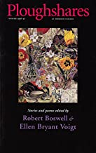 Ploughshares Winter 1996-97 Guest-Edited by Robert Boswell and Ellen Bryant Voigt