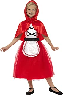 Smiffys Deluxe Red Riding Hood Costume