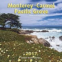 Monterey, Carmel & Pacific Grove 2017