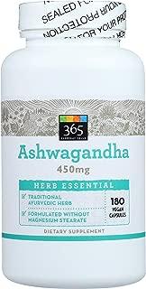 365 Everyday Value, Herb Ashwagandha, 180 Count
