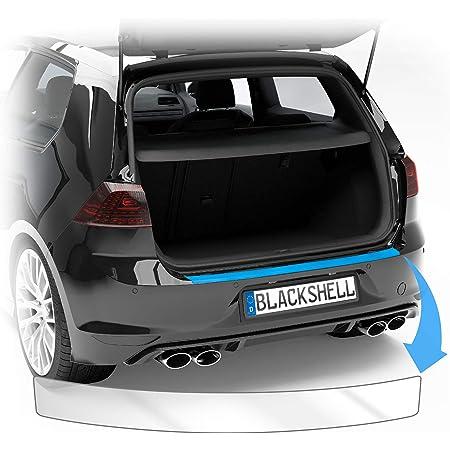 Blackshell Ladekantenschutz Folie Inkl Premium Rakel Passend Für Golf 7 Variant Typ Au Bj 2012 2019 Transparent Passgenaue Lackschutzfolie Auto
