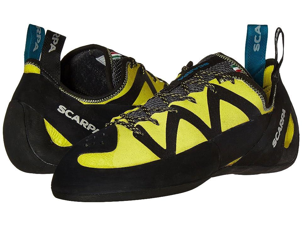 Scarpa Vapor (Yellow) Shoes