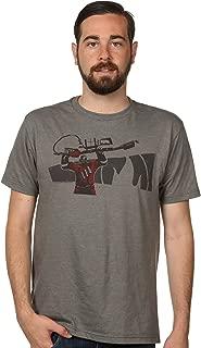 Team Fortress 2 Men's Pyro Premium Cotton/Poly T-Shirt