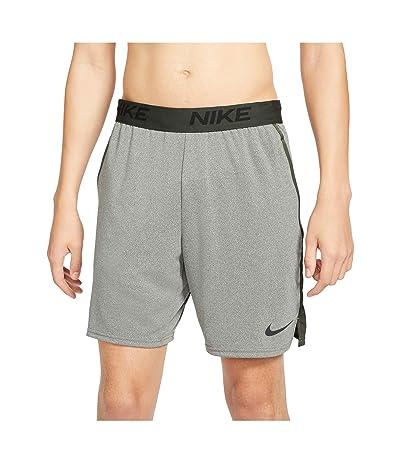 Nike HYB Veneer Train Shorts (Sequoia/Heather/Black) Men