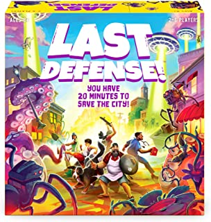 FUNKO Games: Last Defense (aka: Earth vs Everything)