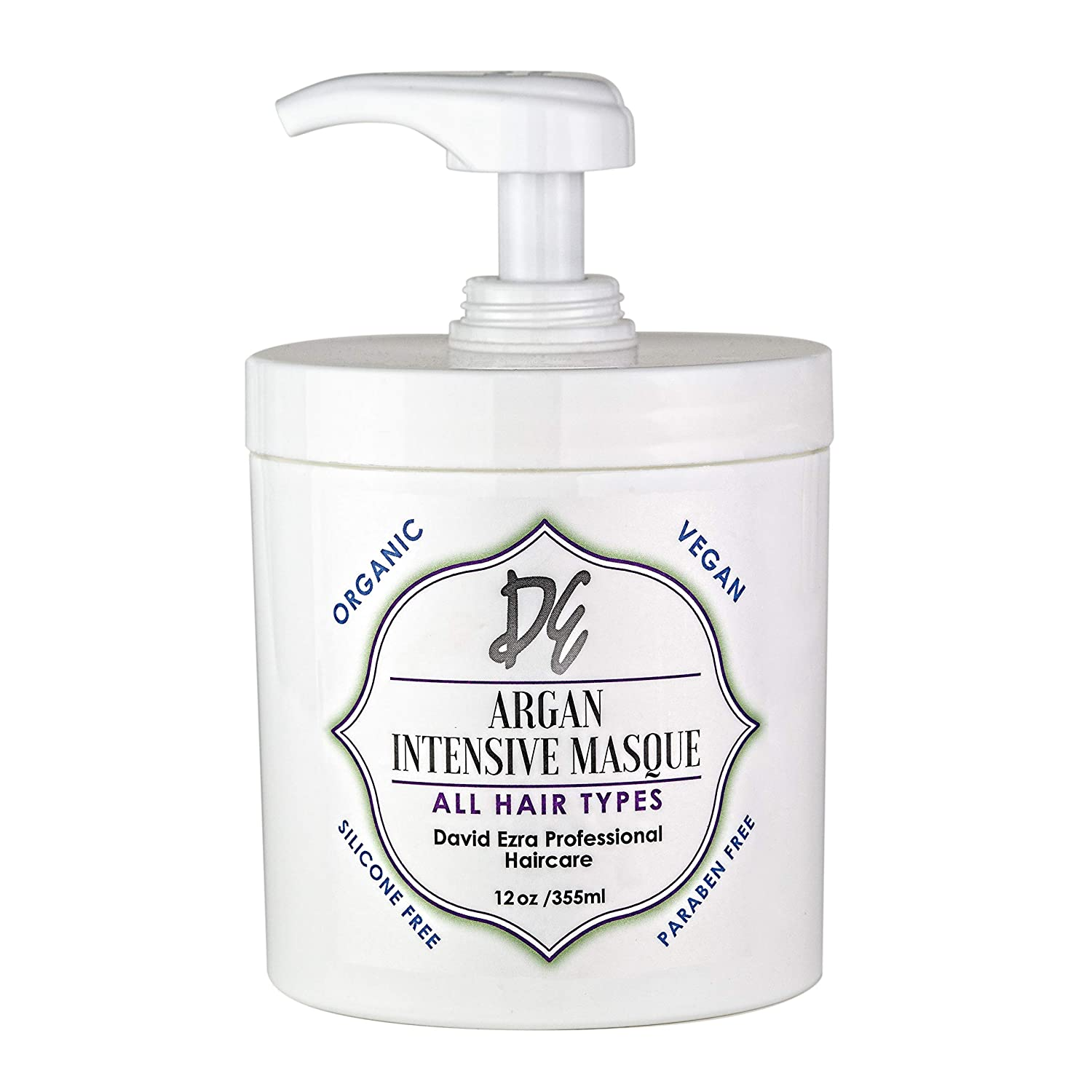 Hydrating Argan Intense Repair Hair Masque or Bombing new work for Max 46% OFF Dry Ha Damaged