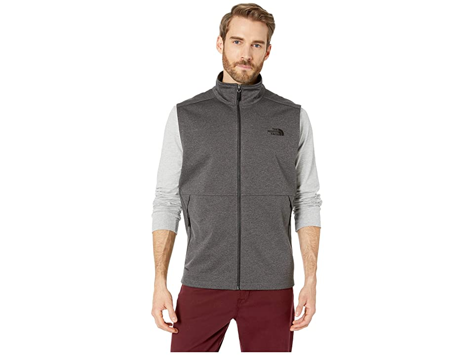 The North Face Apex Canyonwall Vest (TNF Dark Grey Heather) Men