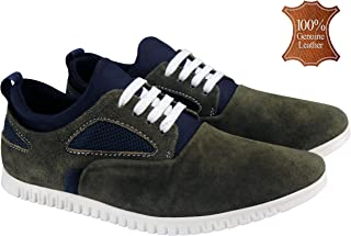 ACTION Synergy Men's Genuine Leather Sneaker RM01